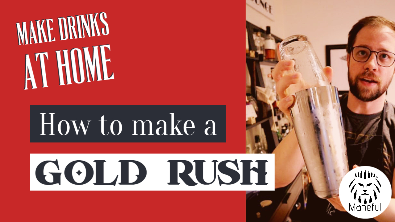 How to make a gold rush