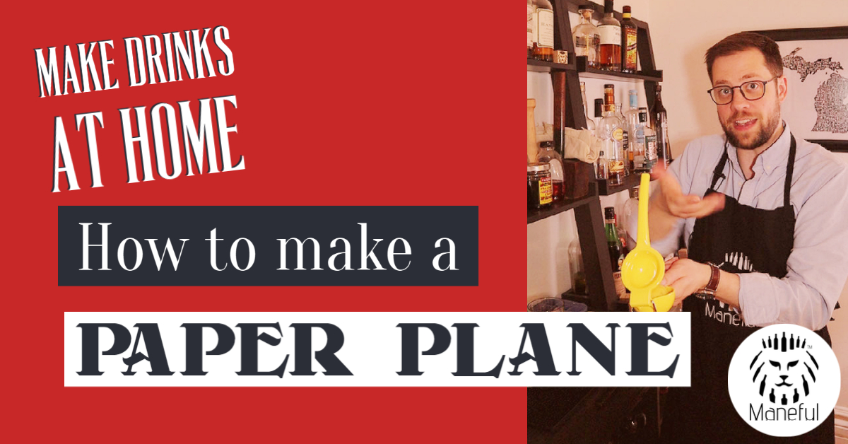 Title graphic - how to make a Paper Plane